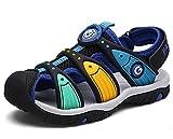 Zicoope Outdoor Sport Sandals For Boys Kids(toddler/little Kid/big Kid) Black 11.5 M | amazon.com