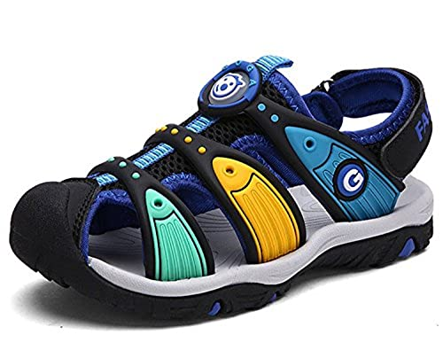 03. Zicoope Outdoor Sport Sandals for Boys Kids(Toddler/Little Kid/Big Kid)