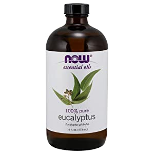 Now Solutions Eucalyptus Essential Oil