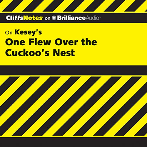One Flew Over the Cuckoo's Nest: CliffsNotes Audiobook [Free Download by Trial] thumbnail