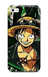 Iphone 5c 5bwall0015d Anime S One Pi1 Print High Quality Tpu Gel Frame Case Cover
