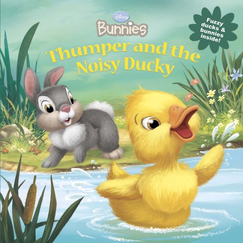 Price comparison product image Disney Bunnies Thumper and the Noisy Ducky