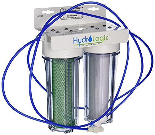 Hydro Logic 31030 1 Gpm Small Boy De Chlorinator And Sediment Filter