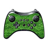 Green Grass Turf Field Wii U Pro Controller Vinyl Decal Sticker Skin by Moonlight Printing