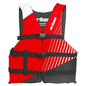 AIRHEAD RAMP Vest, Red
