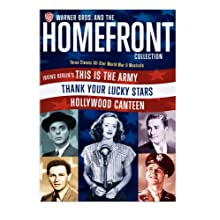 Homefront Collection (Irving Berlin's This Is the Army / Thank Your Lucky Stars / Hollywood Canteen) (2008)