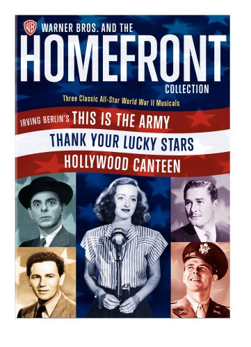 Homefront Collection (Irving Berlin's This Is the Army / Thank Your Lucky Stars / Hollywood - Set Box Star Lucky