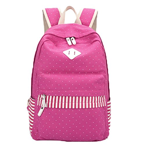 Taille Unique Bolso Mujer Mochila Opsun Para Rose qpZvwPnInx