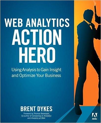 Web Analytics Action Hero | Livros sobre Web Analytics