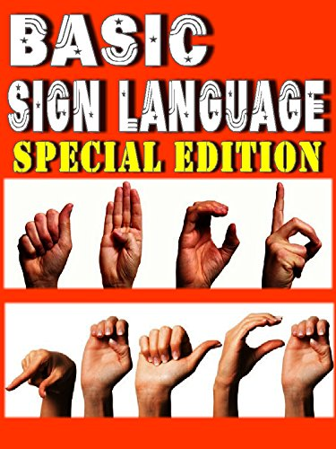 Basic Sign Language (Special Edition) American Manual Alphabet Sign