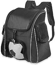 Vizari Taranto Backpack with Mat, One Size, Black