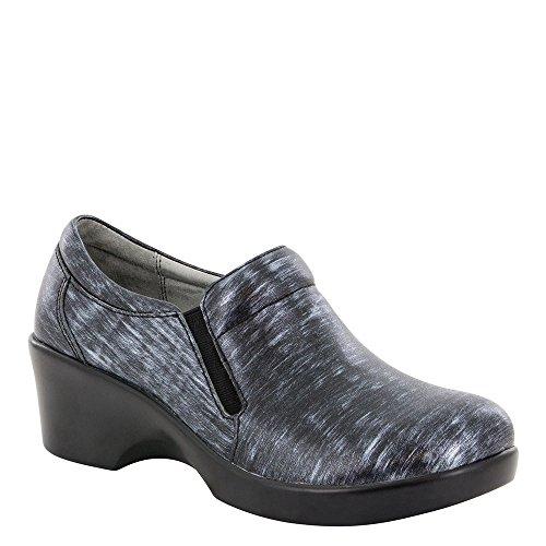 Alegria Women's Eryn Chromeo Clog Shoe (ERY-827) Size: Euro 36 \ US 6-6.5, Width: Medium