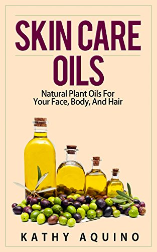 Skin Care Oils Natural Homemade ebook product image