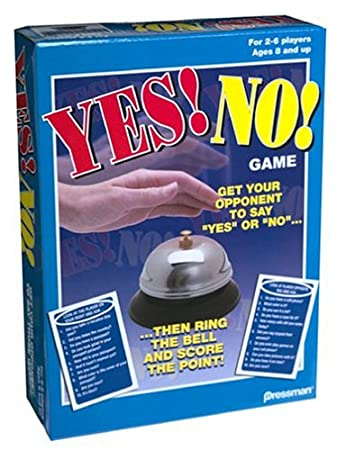 Amazon.com: Yes / No Game: Toys & Games