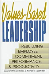 Values-Based Leadership (Prentice-Hall Career & Personal Development) Hardcover