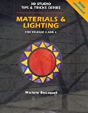 Materials and Lighting, Michele Bousquet, 0827370113