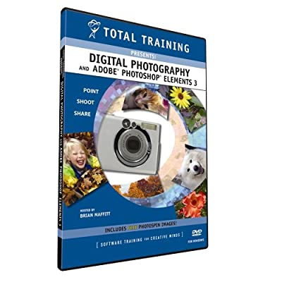 TOTAL TRAINING Total Training Digital Photography / Photoshop Elements 3