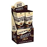 Hersheys Snack Bites Milk Chocolate and Almonds Clusters 2.5 oz Bag (10 ct box)