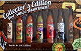 zombie hot sauce - Collector's Edition Hot Sauce Assortment in 7 Flavors from Hot to Extra Hot 3 fl. oz. each