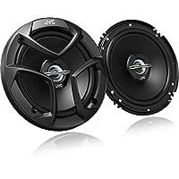 JVC CS-J620 300W 6.5″ CS Series 2-Way Coaxial Car Speakers, Set of 2