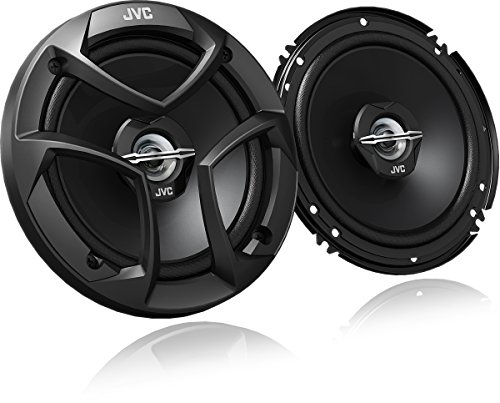 JVC CS-J620 300W 6.5 CS Series 2-Way Coaxial Car Speakers, Set of 2