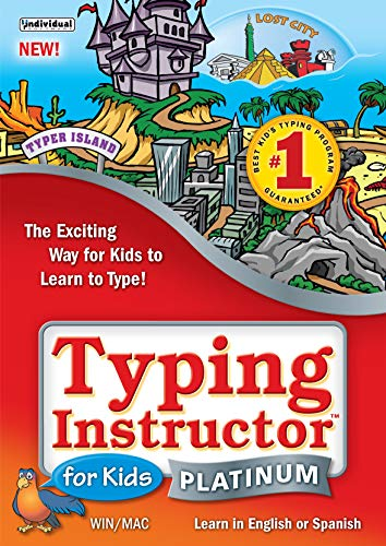 Typing Instructor for Kids Platinum 5 - Free 7-Day Trial [PC Download]