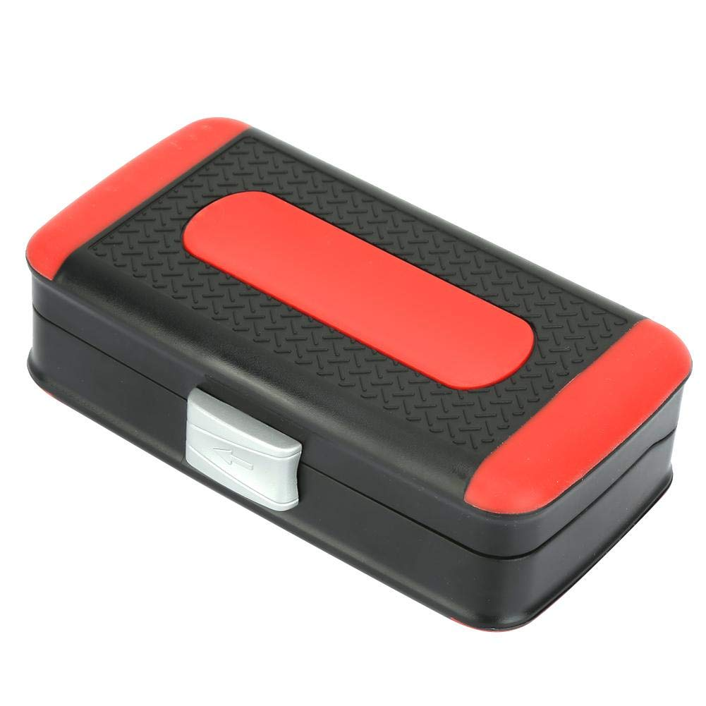 38 piezas de trinquete Juego de llaves de carraca con mango de destornillador destornillador y juego de llaves de vaso con una funda de transporte