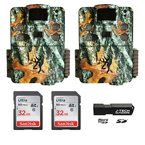 Browning Strike Force HD PRO X Game Cameras Bundle