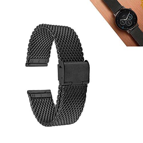 GOOQ Stainless Watches Zenwatch Generation
