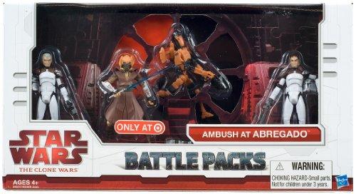 Star Wars The Clone Wars Ambush At Abregado