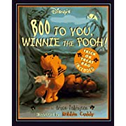 Disney's Boo to You, Winnie the Pooh!