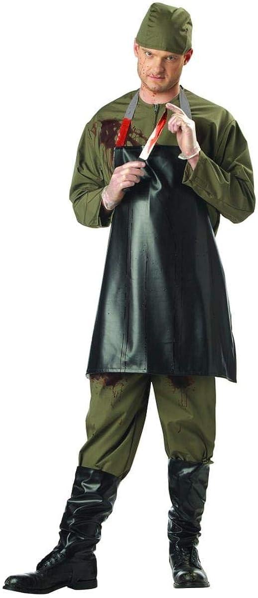 Amazon.com: Dexter Serial Killer Adult Halloween Costume ...