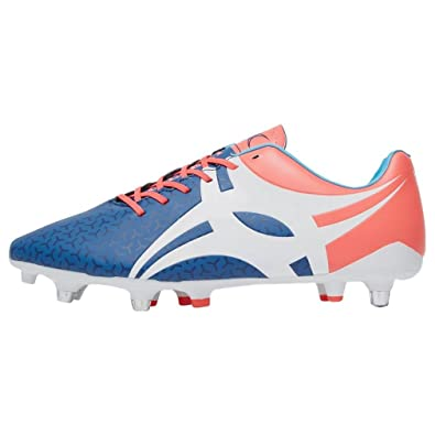 Amazon.com: Gilbert Evolution Hybrid - Botas de rugby para ...