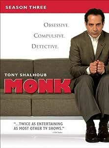 Monk: The Complete Third Season