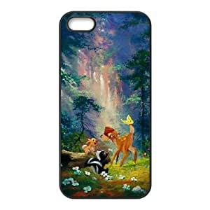 Bambi iPhone 4 4s Cell Phone Case Black xlb-179711