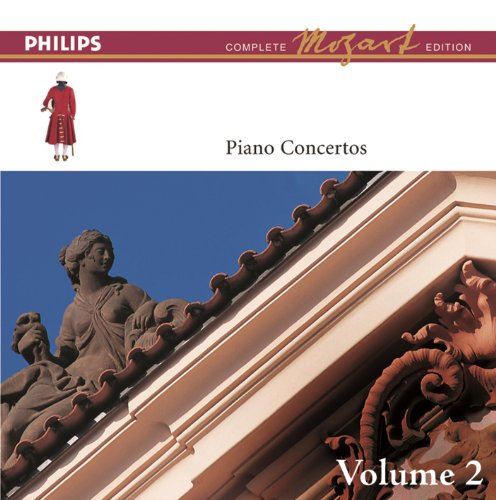 Mozart: The Piano Concertos, Vol.2 (Complete Mozart Edition)