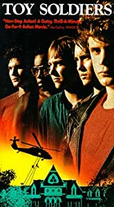 Toy Soldiers [VHS]