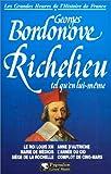 Richelieu tel qu'en lui-même