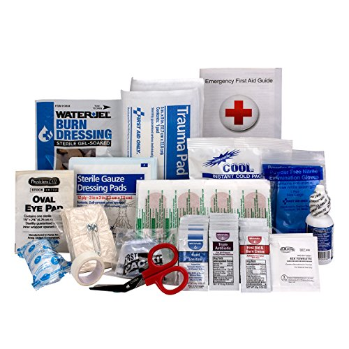 Pac-Kit by First Aid Only 90583 25 Person ANSI A, First Aid Kit (First Aid Refill Kit)