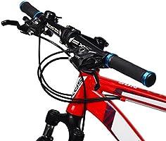 Pu/ños para Manillar de Bicicleta de monta/ña 1 par ZUKAM