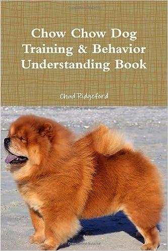 Buy Chow Chow Dog Training Behavior Understanding Book Book Online