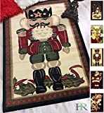Handcraft Rugs Nutcracker Area Rug Red, Green and Multi (Approximately 3 ft. by 5 ft.) Review