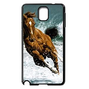 Case Of Horse customized Bumper Plastic case For samsung galaxy note 3 N9000 by supermalls
