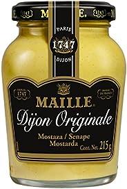 Mostarda Dijon Original Vidro Maille 215g