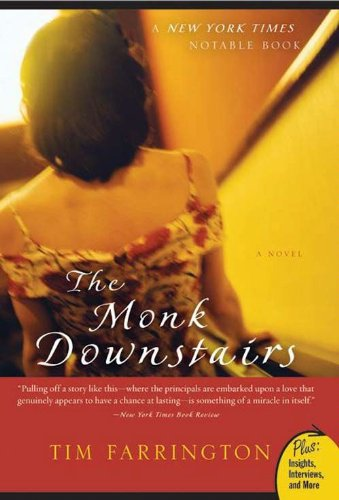 The Monk Downstairs: A Novel (Insight (Concordia)) cover