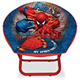 Spiderman Mini Saucer Chair Great Portable Seat For Kids