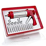 Wolfgang Puck Cookie Press and Decorating Set