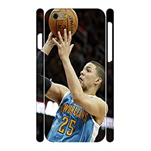 Fabulous Basketball Series Print Hard Plastic Print Star Series Phone Shell for Iphone 6 Case - 4.7 Inch