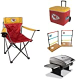 Kansas City Chiefs Small Tailgate Package