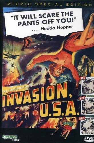 Invasion U.S.A. by Synapse Films